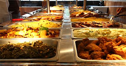 Harlem food bar dress code for African cuisine nyc
